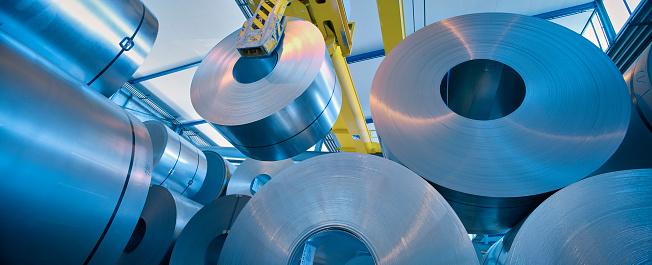 Steel「Swiss Steel Production」:スマホ壁紙(1)