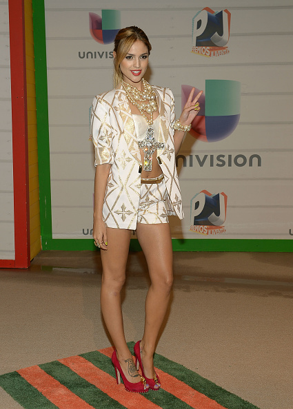 Rolled-Up Sleeves「Premios Juventud 2013 - Arrivals」:写真・画像(4)[壁紙.com]