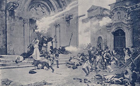 Religion「An Episode Of The Siege Of Saragossa」:写真・画像(14)[壁紙.com]