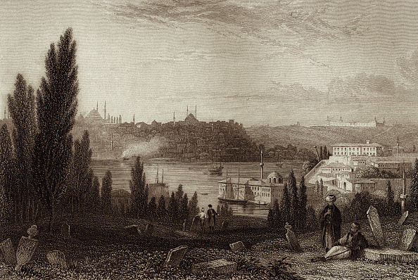 Plan - Document「View of Constantinople from Pera」:写真・画像(15)[壁紙.com]