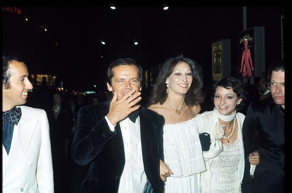 Cannes International Film Festival「Jack Nicholson With Anjelica Huston」:写真・画像(17)[壁紙.com]
