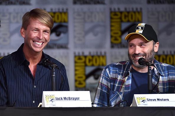 Comic con「Comic-Con International 2016 - Inside 'The Big Bang Theory' Writers' Room」:写真・画像(15)[壁紙.com]