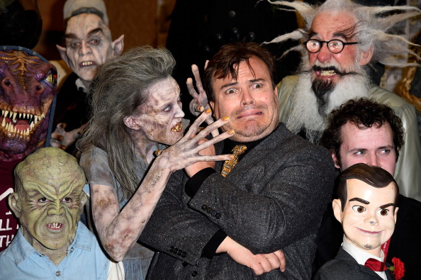 "Comic con「Sony Pictures Entertainment's ""Goosebumps"" Panel With Jack Black - Comic-Con International 2014」:写真・画像(0)[壁紙.com]"