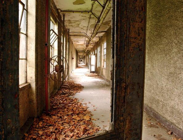 Rotting「Ellis Island Hospital Complex To Be Restored」:写真・画像(2)[壁紙.com]