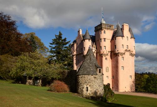 Castle「Craigievar Castle, Scotland」:スマホ壁紙(8)