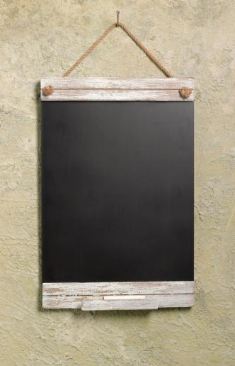 Chalk - Art Equipment「Notice board on outside wall」:スマホ壁紙(2)