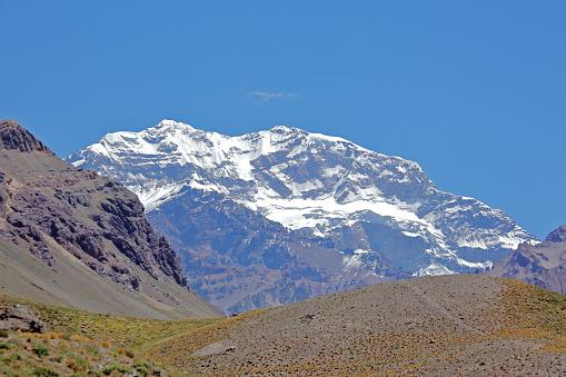 Mount Aconcagua「Mount Aconcagua in Argentiona.」:スマホ壁紙(5)