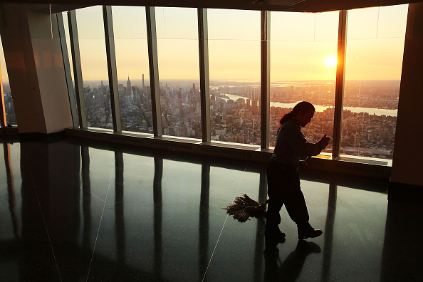 Mop「One World Trade Center's Observatory Tower Opens To Public」:写真・画像(1)[壁紙.com]