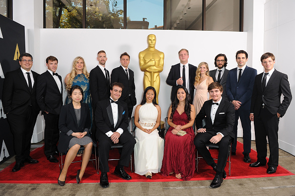 Emily Hughes「Academy of Motion Picture Arts and Sciences' 42nd Student Academy Awards」:写真・画像(9)[壁紙.com]