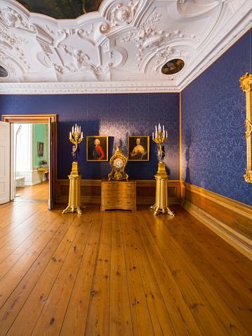Castle「Germany, Eutin, Eutin Castle, Showrooms with historic interiors」:スマホ壁紙(11)