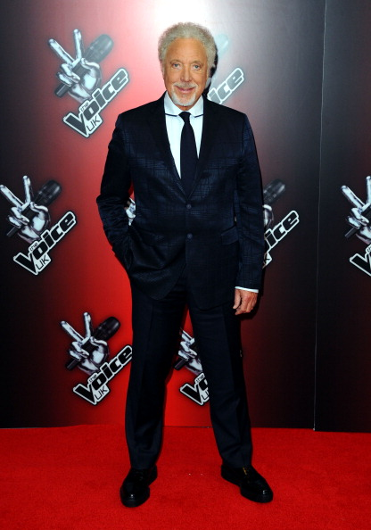 "Anthony Harvey「""The Voice UK"" - Red Carpet Launch」:写真・画像(9)[壁紙.com]"