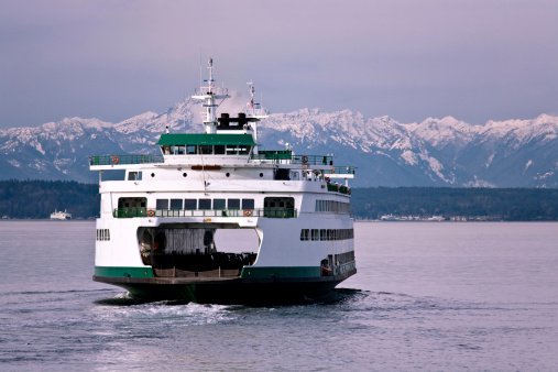 Seattle「Seattle Ferry Travel」:スマホ壁紙(18)