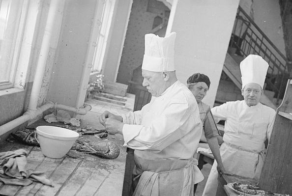 Kitchen「Shellfish Chef」:写真・画像(12)[壁紙.com]