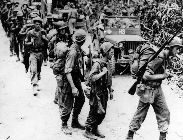 World War II「Jungle Warfare」:写真・画像(3)[壁紙.com]