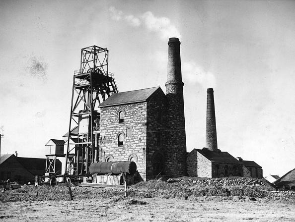 イングランド コーンウォール「Cornish Tin Mine」:写真・画像(13)[壁紙.com]