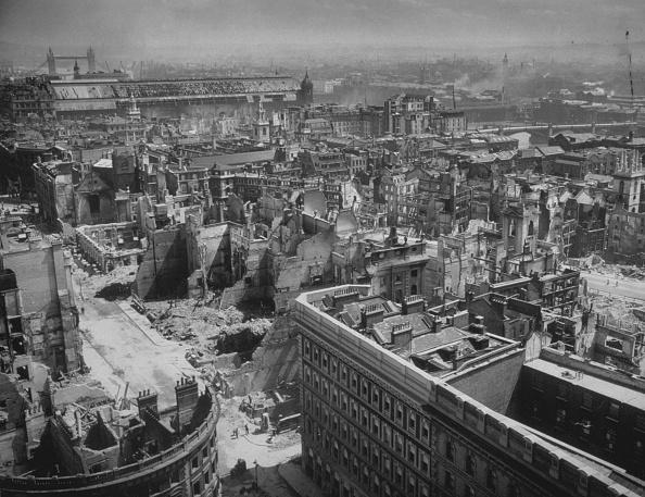 Destruction「Bombed London」:写真・画像(18)[壁紙.com]