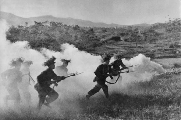Pacific War「Japanese Charge」:写真・画像(0)[壁紙.com]
