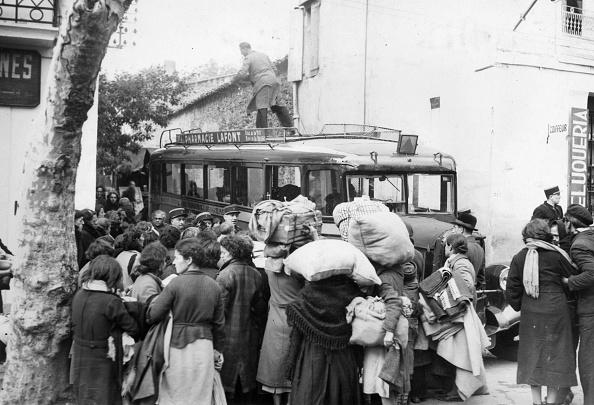 World War II「Fleeing To Spain」:写真・画像(7)[壁紙.com]