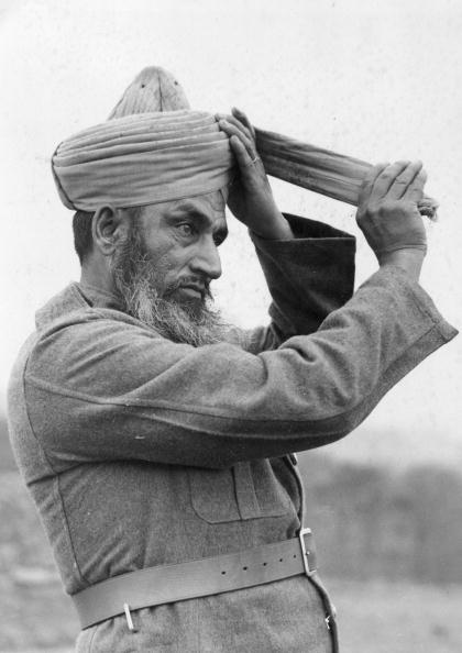 Fred Ramage「Sikh Soldier」:写真・画像(4)[壁紙.com]