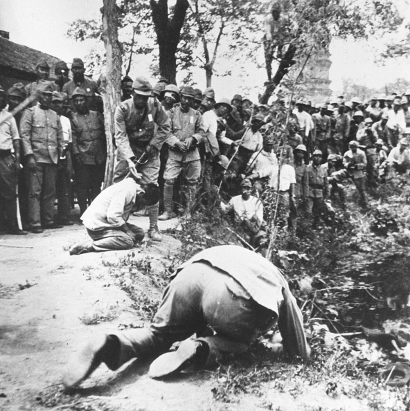 Pacific War「Execution」:写真・画像(9)[壁紙.com]