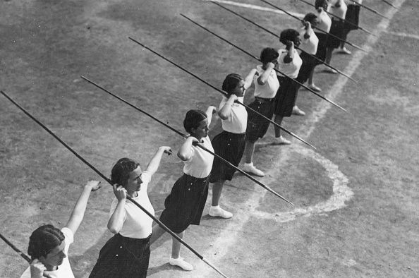 20th Century「Fascist Fitness Class」:写真・画像(2)[壁紙.com]