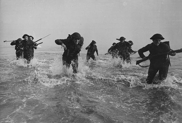 Army Soldier「Beach Landing」:写真・画像(4)[壁紙.com]