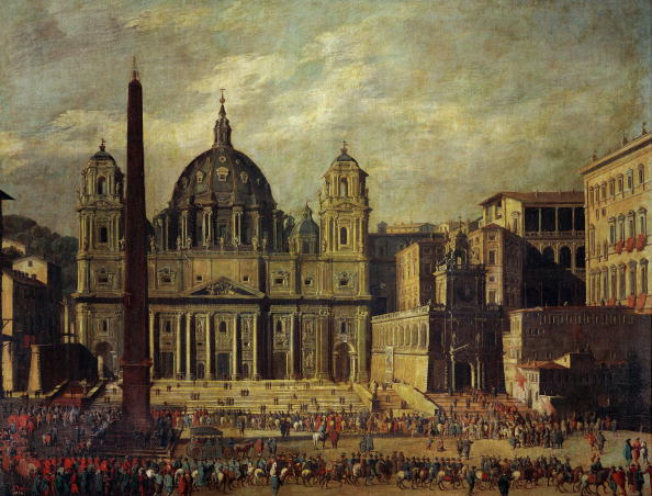 Cathedral「St. Peter's in Rome」:写真・画像(9)[壁紙.com]