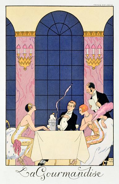 アールデコ「The Gourmands' 1920-1930」:写真・画像(19)[壁紙.com]