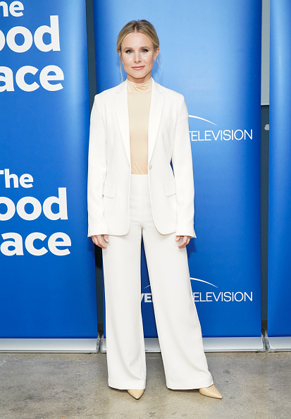 """Kristen Bell「Universal Television's FYC @ UCB - """"The Good Place""""」:写真・画像(3)[壁紙.com]"""
