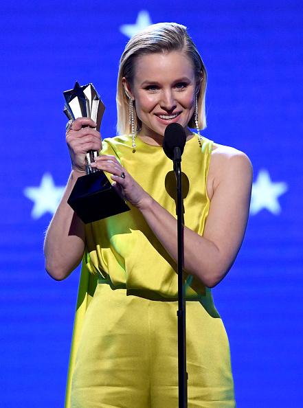 Kristen Bell「25th Annual Critics' Choice Awards - Show」:写真・画像(2)[壁紙.com]
