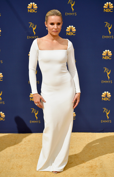 Kristen Bell「70th Emmy Awards - Arrivals」:写真・画像(16)[壁紙.com]