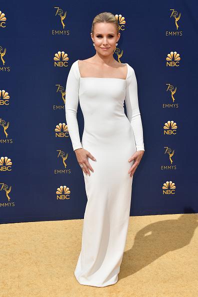 Kristen Bell「70th Emmy Awards - Arrivals」:写真・画像(10)[壁紙.com]