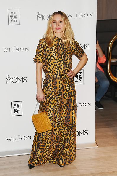 Kristen Bell「The MOMS Hosts The Launch Of Hello Bello」:写真・画像(7)[壁紙.com]