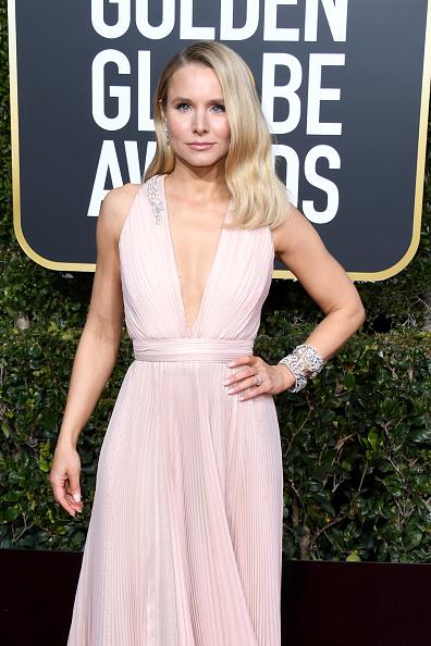 Kristen Bell「76th Annual Golden Globe Awards - Arrivals」:写真・画像(1)[壁紙.com]