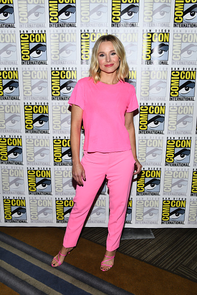 "Comic con「2019 Comic-Con International - ""The Good Place"" Photo Call」:写真・画像(17)[壁紙.com]"