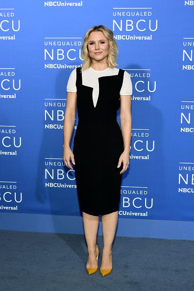 Pencil Dress「2017 NBCUniversal Upfront」:写真・画像(1)[壁紙.com]