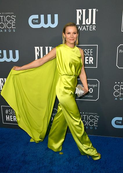 Kristen Bell「25th Annual Critics' Choice Awards - Arrivals」:写真・画像(15)[壁紙.com]