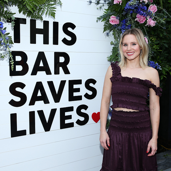 Kristen Bell「This Bar Saves Lives Press Launch Party」:写真・画像(5)[壁紙.com]