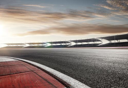 Motorsport「Race Track Sunset Edit」:スマホ壁紙(13)