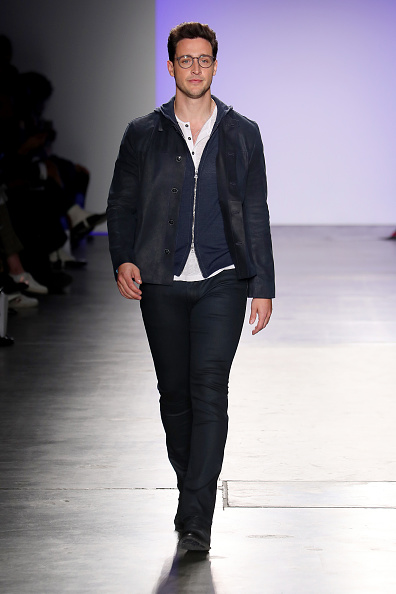 Chelsea Piers「The Blue Jacket Fashion Show At NYFW」:写真・画像(6)[壁紙.com]