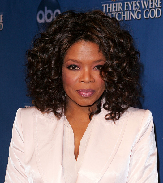 "Oprah Winfrey「ABC & Oprah Winfrey Premiere ""Their Eyes Were Watching God""」:写真・画像(11)[壁紙.com]"