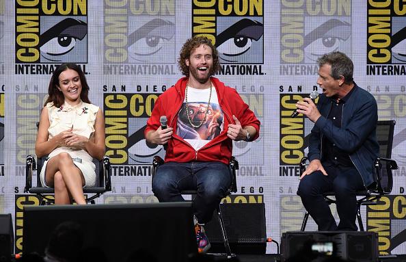 俳優「Comic-Con International 2017 - Warner Bros. Pictures Presentation」:写真・画像(10)[壁紙.com]