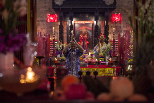 St「Chinese New Year 2014 Celebrated In Indonesia」:写真・画像(17)[壁紙.com]