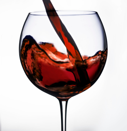 Pouring「Red wine」:スマホ壁紙(3)