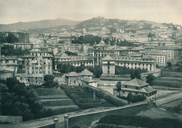 Cityscape「View of Genoa, Italy」:写真・画像(12)[壁紙.com]