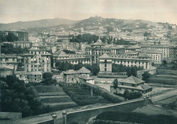 風景「View of Genoa, Italy」:写真・画像(13)[壁紙.com]
