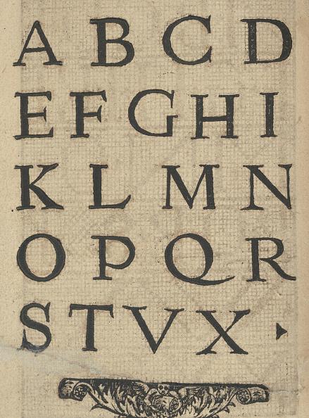 Typescript「Ce est ung tractat de la noble art de leguille ascavoir ouvraiges de spaigne」:写真・画像(15)[壁紙.com]