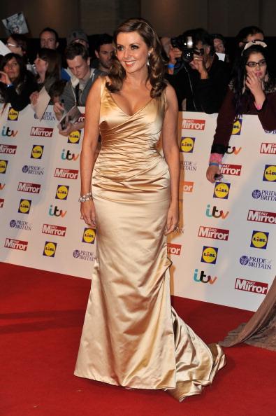 Side Part「Pride Of Britain Awards - Red Carpet Arrivals」:写真・画像(19)[壁紙.com]
