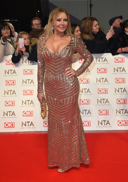 National Television Awards「National Television Awards - Red Carpet Arrivals」:写真・画像(4)[壁紙.com]