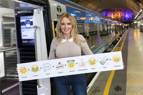 Heathrow Express Happiness With Carol Vorderman:ニュース(壁紙.com)
